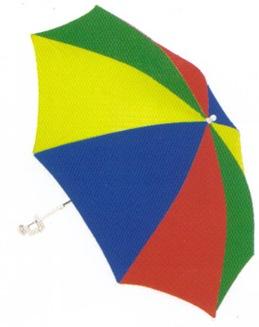 clip on umbrella