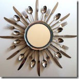 sunburst mirror from dollar store crafts