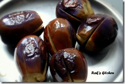 brinjal pepper kuzhambu step 4