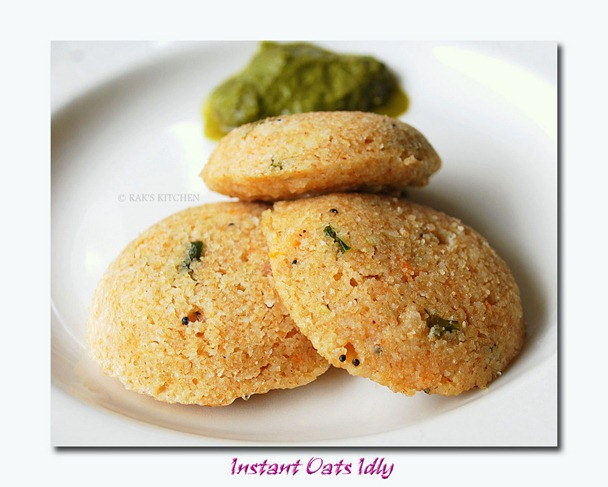 Instant Oats idli|Indian oats recipes