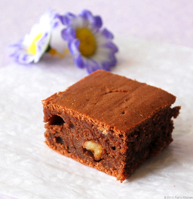 jam brownies