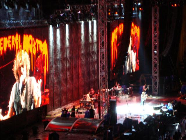Stadio San Filippo concerto Ligabue