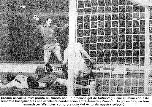 Inglaterra-España 1981