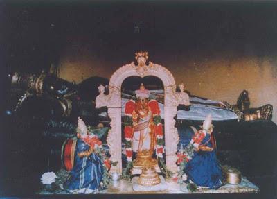 MOOLAVAR OF SRIRANGAM