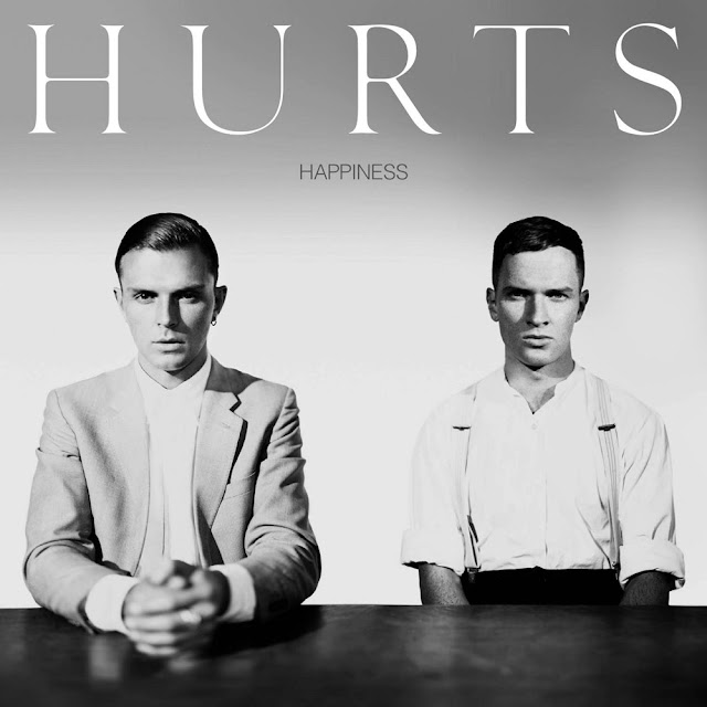 Hurts album cover