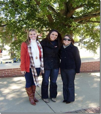 Brenna, Caitlin, Kayla 2