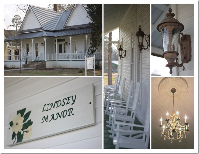 Lindsey Manor Collage