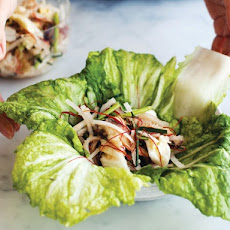 White Wrapped Kimchi with Persimmon and Dates from 'The Kimchi Cookbook'