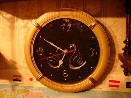 изонить часы
