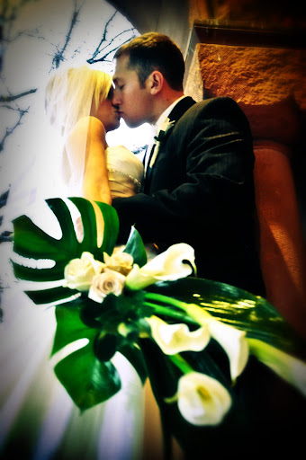 Galactica wedding