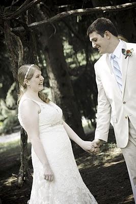 Pinckney, MI cottage wedding planned by TwoFoot Creative