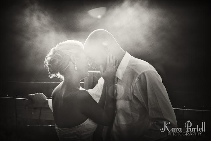 Katie & Dan Misty Farm wedding in Ann Arbor, MI planned by TwoFoot Creative