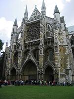 Westminster Abbey (e o que eu adoro dizer este nome? Westminster ABI!!!! Giro de se dizer: Abi!!!