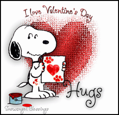 Snoopy-Hugs