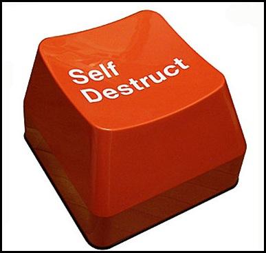 selfdestruct