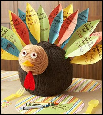 turkey craft parents