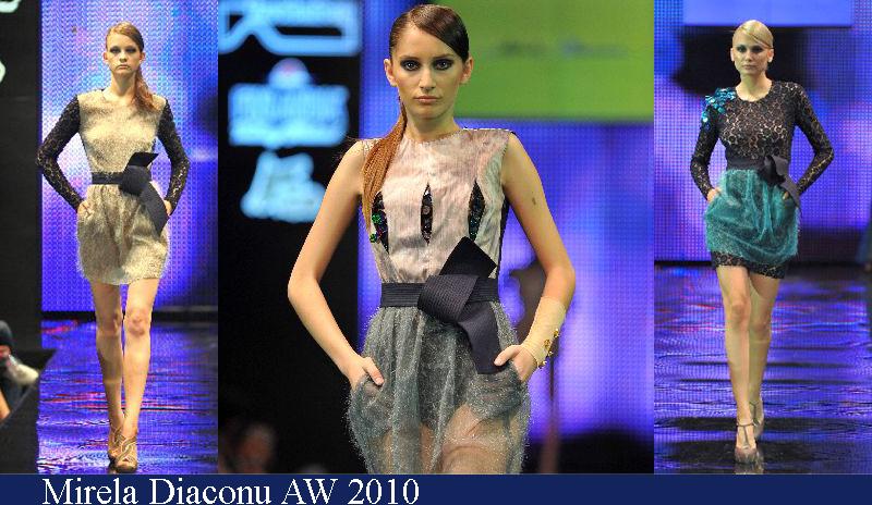 Mirela Diaconu Toamna-Iarna 2010 Romanian Fashion Week Iasi