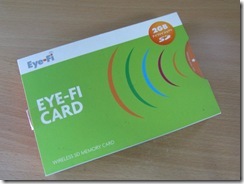 EYE-FI CARD1