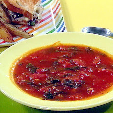 Tomato and Spinach Soup