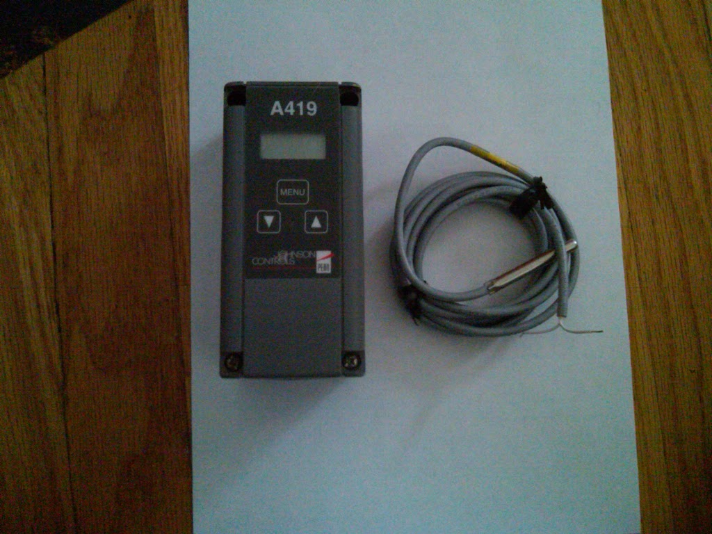 How do I use this Digital Temperature Controller? #5E4113