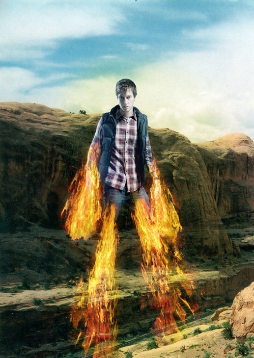 flaming rory