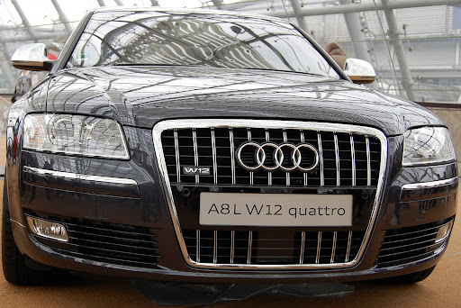 2007 audi a8l w12 quattro