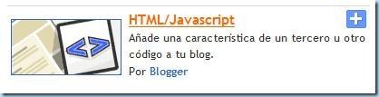 Gadget HTML Javascript