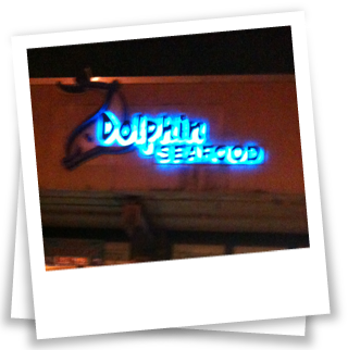 Dolphin Seafood. Bad Restaurant Name Or Worst Restaurant Name?