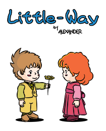Click Here to Read Little-Way Comic