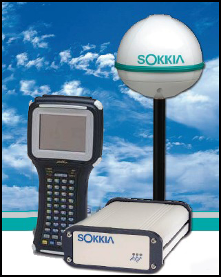 Axis3 Sokkia GPS
