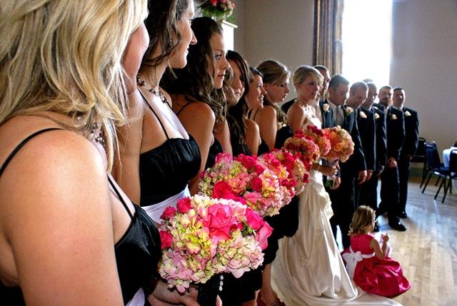 Aerie Ballroom wedding