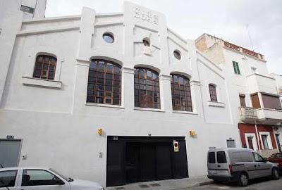 edificio Cine Doré
