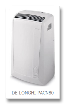 Aerazione forzata offerta condizionatori portatili for Condizionatori portatili
