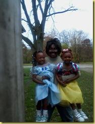 me & princesses