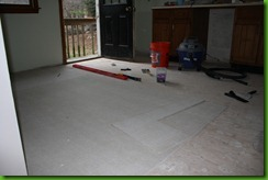 concrete board