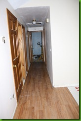 hallway, pergo, laminate