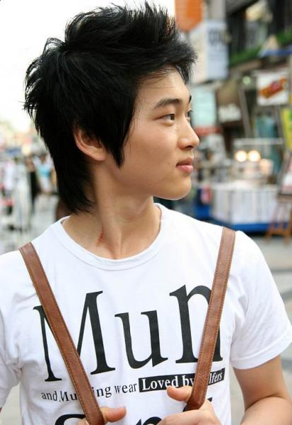 Labels: cool Korean Hairstyles For Guys, popular hairstyle for young men