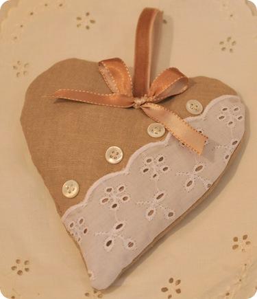 Linen Heart