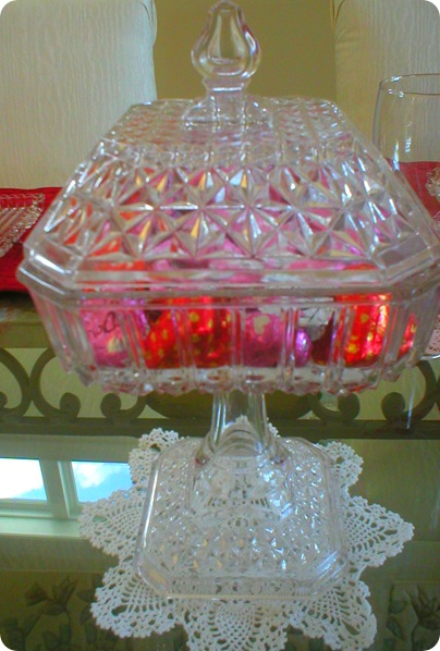 Valentines Day bridal box