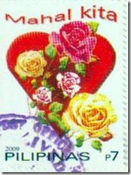 Philippine flower on stamps 2