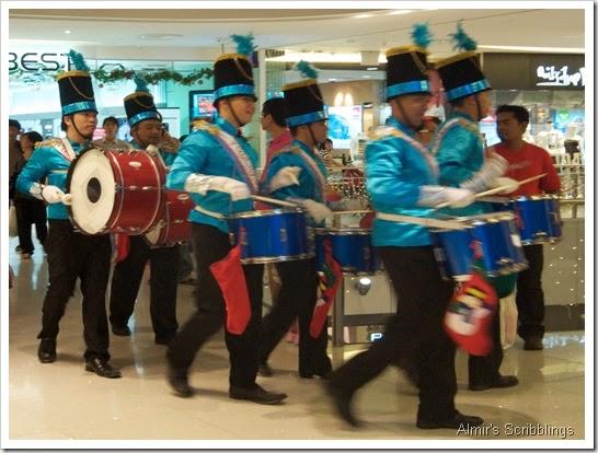 Main drum