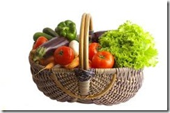 fruits and vege