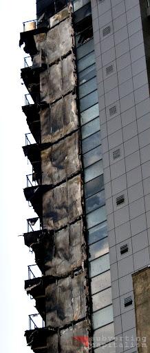 incendiu cladire armeneasca millenium bussines center