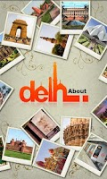 Screenshot of About Delhi