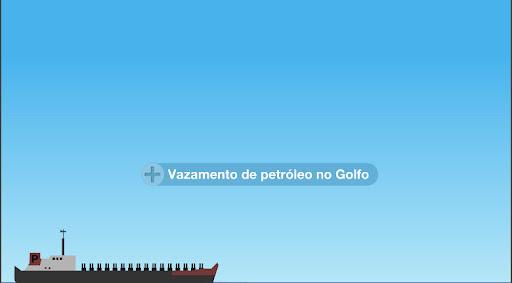 Vazamento de petroleo