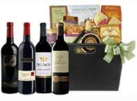 Pro Flowers-Wine-Gift Basket