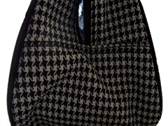 houndstooth lunchbox