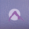 Aurorae-Violet-Yoga-Mat