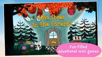 Screenshot of Who Lives in the Forest? Free