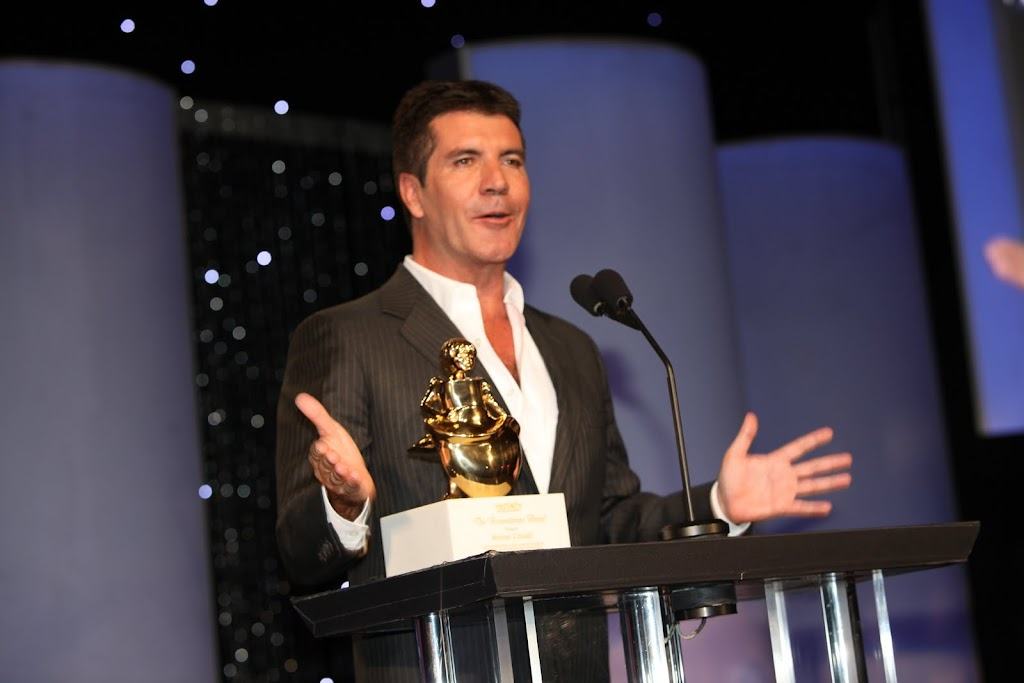 Simon Cowell :: Variety World Conference 2010